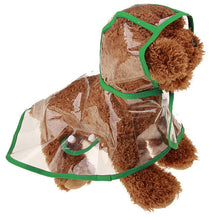 Waterproof Puppy Raincoat - Puppy Capital