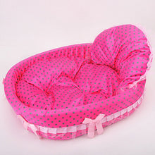 Cute Lace Princess Dog Basket - Puppy Capital