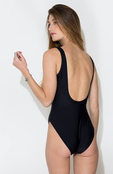BLACK CARMEN ONE PIECE