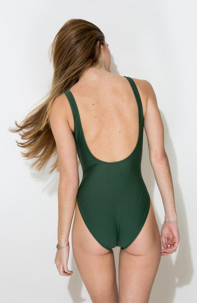 GREEN CARMEN ONE PIECE1