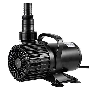 VIVOSUN 2600 GPH Submersible Water Pump 120W Ultra Quiet Pump High Lift for Pond Waterfall - VIVOSUN