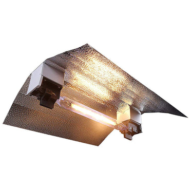 VIVOSUN Double Ended Wing Reflector Hood for DE Lamps Aluminum Lined for Grow Tents and Rooms - VIVOSUN