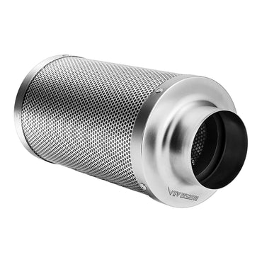 "VIVOSUN 8"" Air Carbon Filter Odor Control - VIVOSUN"