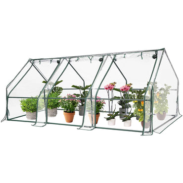 "VIVOSUN Portable Greenhouse Clear 94.5""x36""x36"""