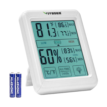 VIVOSUN Digital Indoor Thermometer & Hygrometer - VIVOSUN