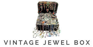 Vintage Jewel Box