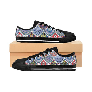 Boho Ornament Women's Sneakers - DaVatka Fashion