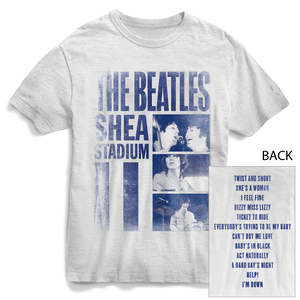 The Beatles | Shea Stadium T-Shirt - DaVatka Fashion