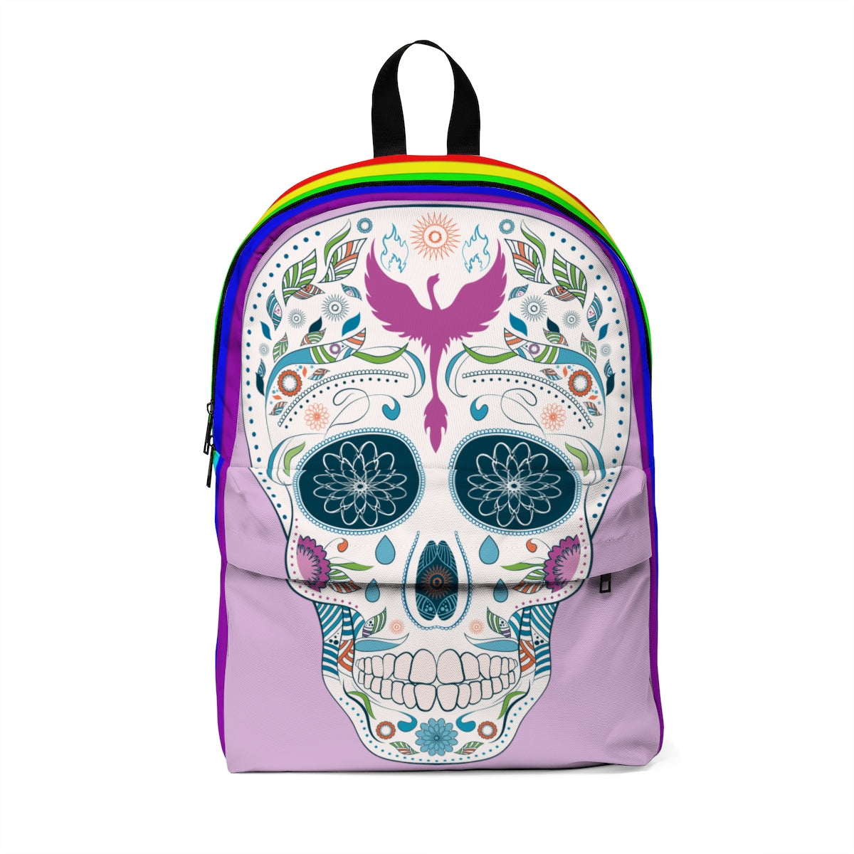 Sugar Skull Unisex Classic Backpack - DaVatka Fashion