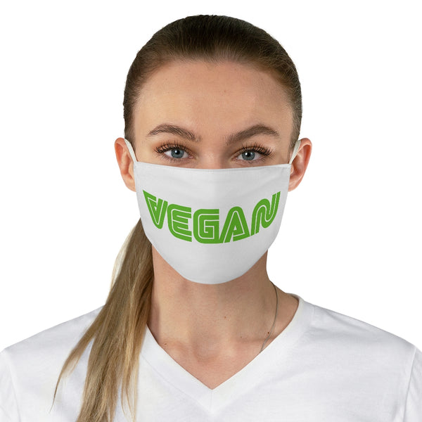 Vegan Sega Style Fabric Face Mask