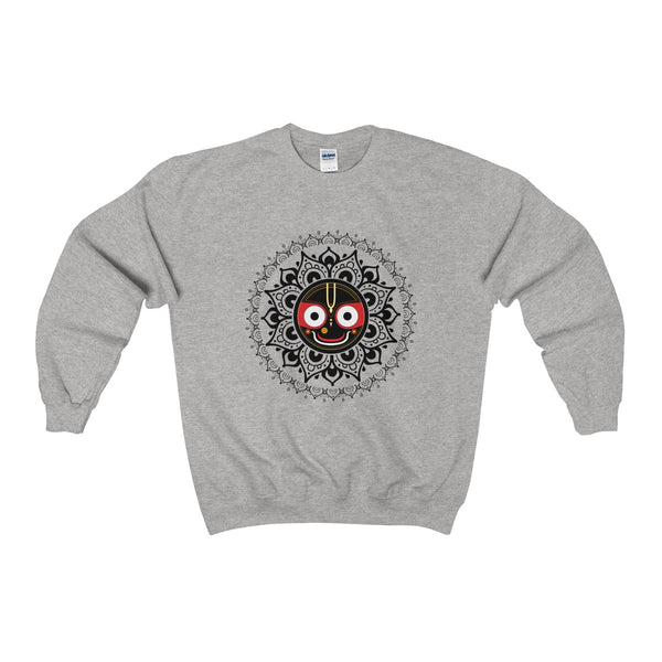 Jagannath Unisex Heavy Blend™ Crewneck Sweatshirt - DaVatka Fashion