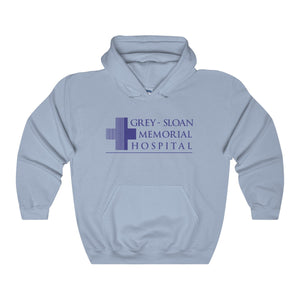 Grey Sloan Memorial Unisex Heavy Blend™ Hooded Sweatshirt - DaVatka Fashion