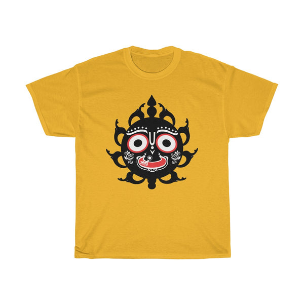 Jagannatha II Unisex Heavy Cotton Tee DJ - DaVatka Fashion