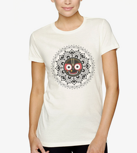 Jaganatha Women's The Boyfriend Tee - DaVatka Fashion
