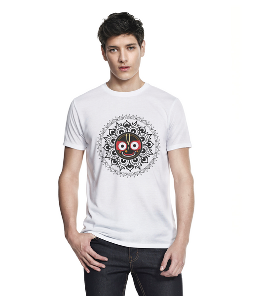 Jaganath Men's Fitted Short Sleeve Tee - DaVatka Fashion