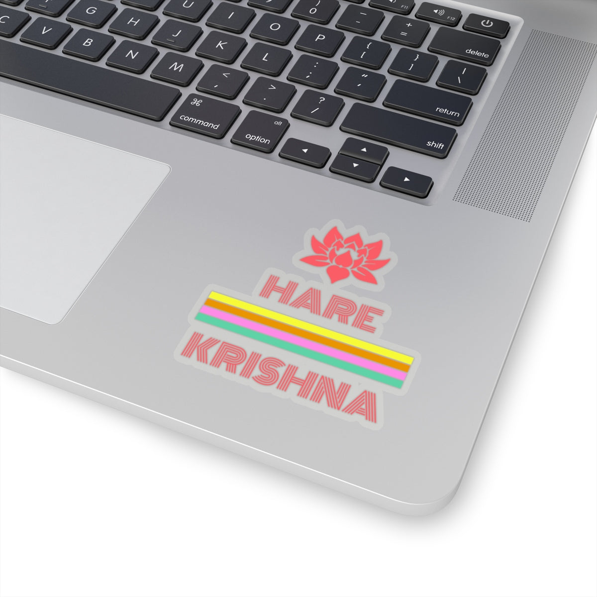 Hare Krishna Kiss-Cut Stickers - DaVatka Fashion