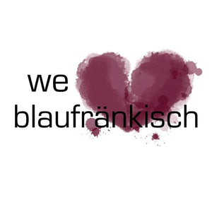 We love Blaufränkisch - Premium 6er