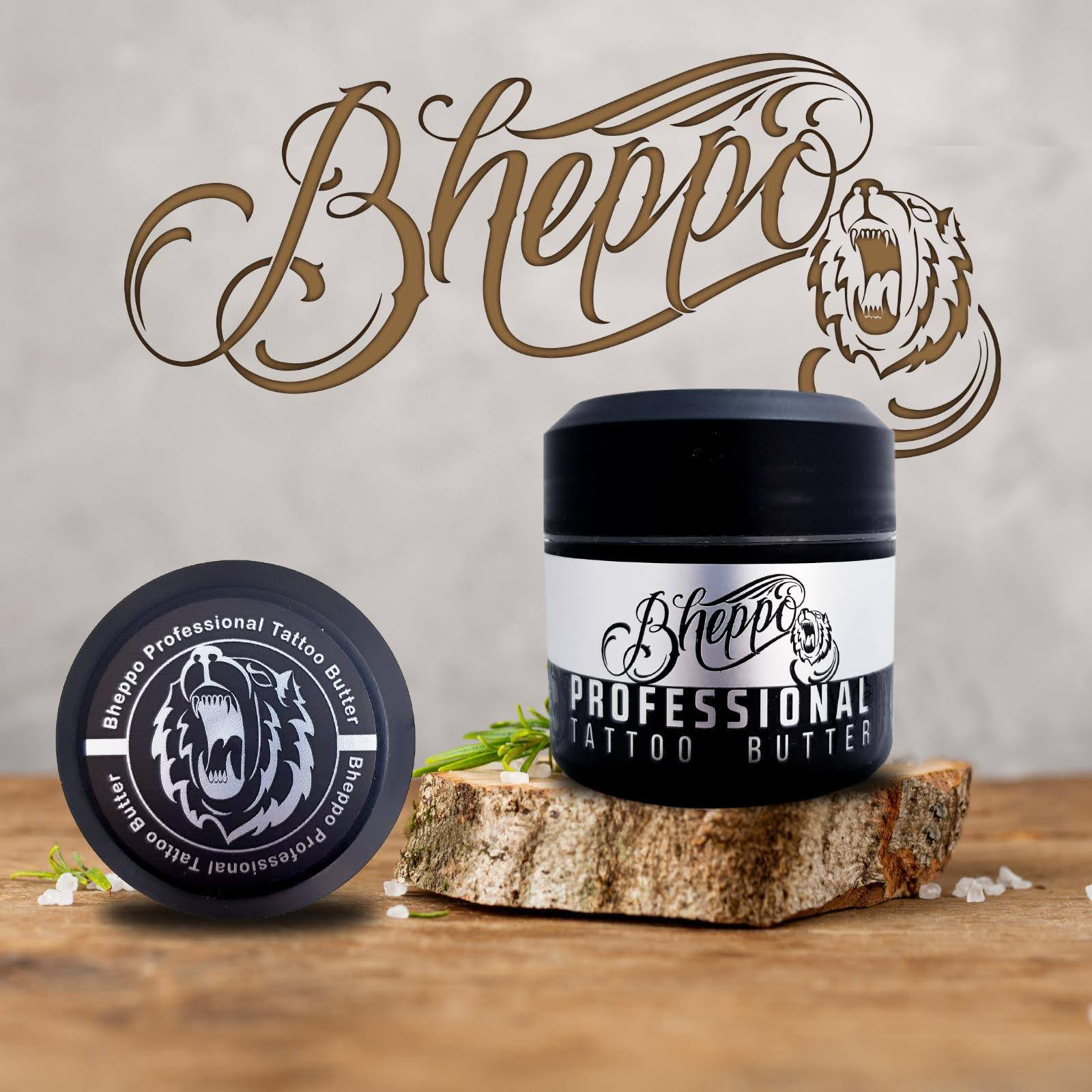 24 Pieces - Bheppo Tattoo Butter