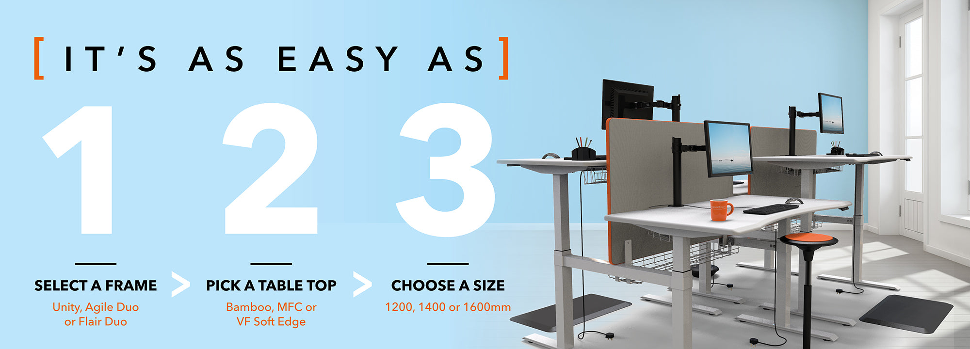 Smar2Ergo | Select your Multiple Desks