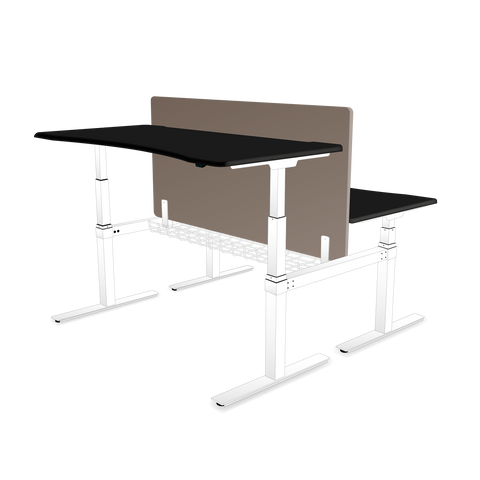 UNITY 2.2 - VF Ergo Desk Top - Sit Stand Duo Desk System