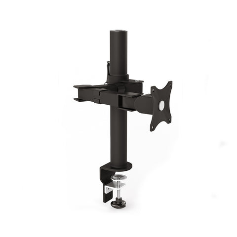 Single Screen Clamped Monitor Arm: V1