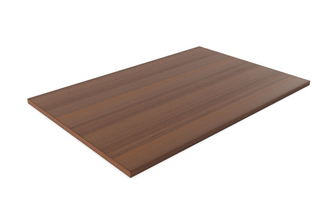 MFC Table Top - Walnut