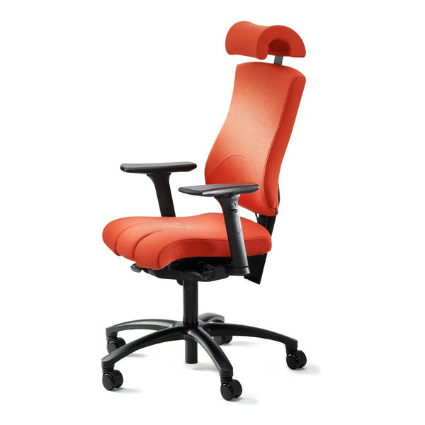 Eco Ergo Office Chair - Ultimate Sitting to Perching adaptability