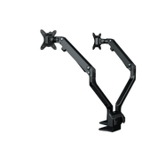 Double Screen Gas-balanced Monitor Arm V2