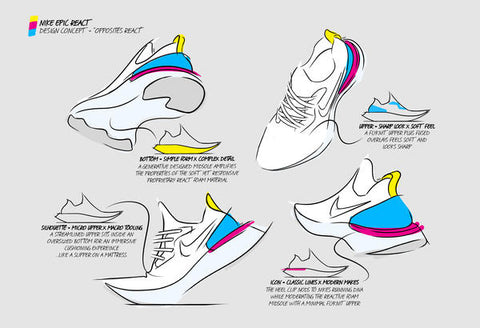 Only featured in the Nike React silo so far 7d0b6684f