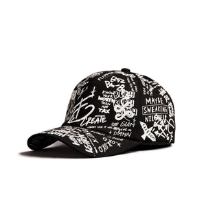4Sketch Cap | Black