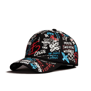 4Sketch Colour Cap | Black