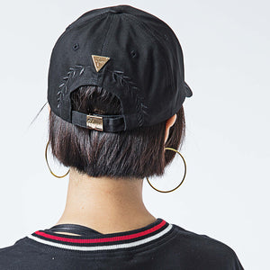 "Hater ""Ocean Tyrant"" Embroidery Cap 