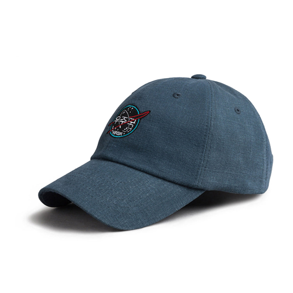 Nasa Canvas Cap | Navy