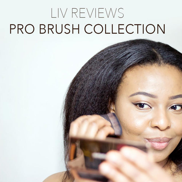 Blogger Review: Pro Brush Collection