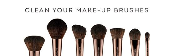 How To: Wash Your Make-Up Brushes