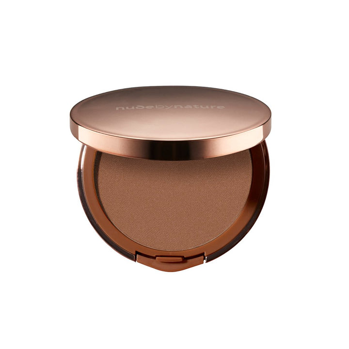 Sunkissed Pressed Bronzer - Nude by Nature UK