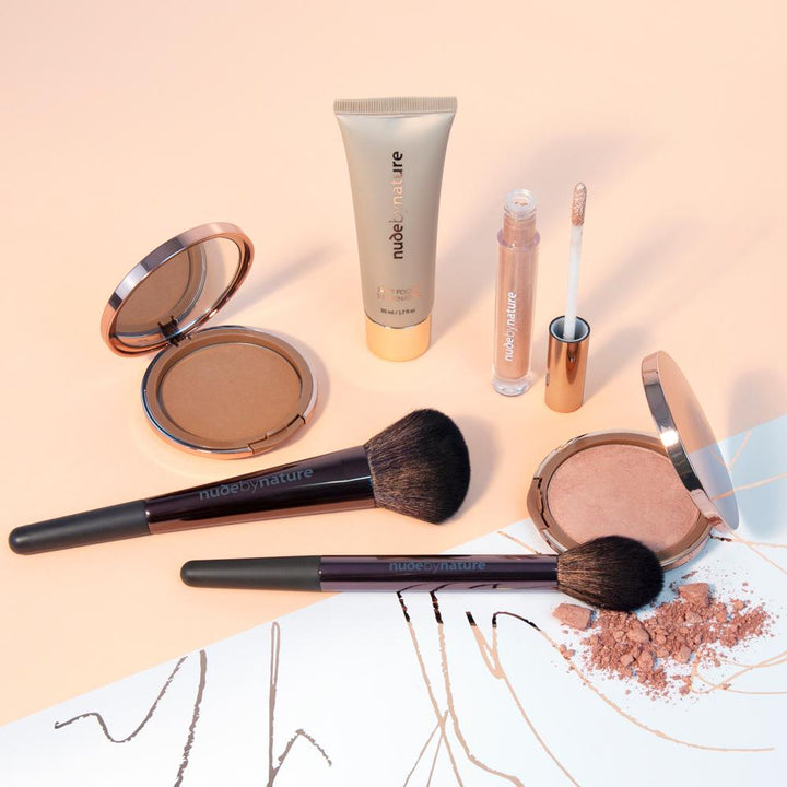 Bronze & Glow Makeup Kit