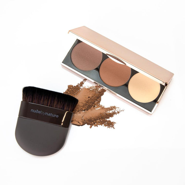 Contour Palette & Ultimate Perfecting Brush Duo