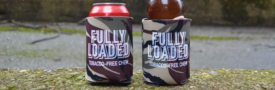Fully Loaded Drink Koozie