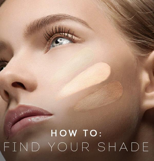 How To: Find Your Shade