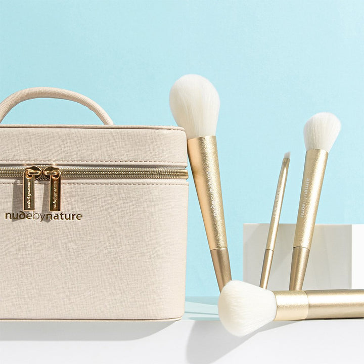 Great Escape Travel Case & Pro Brush Set