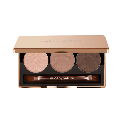 Natural Illusion Eyeshadow Trio - Nude