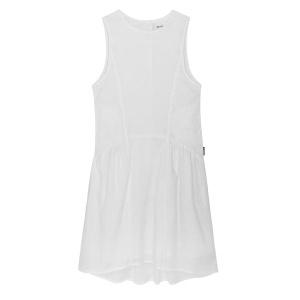 ANNI DRESS WHITE