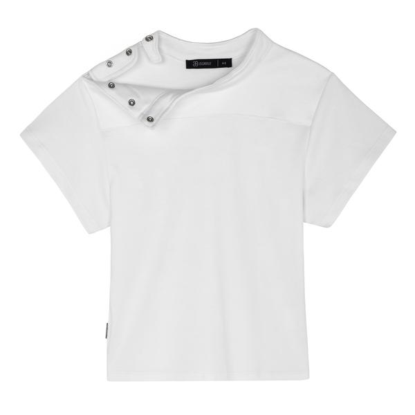 UNI T-SHIRT WHITE