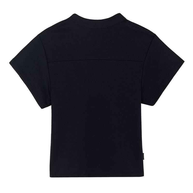 UNI T-SHIRT BLACK