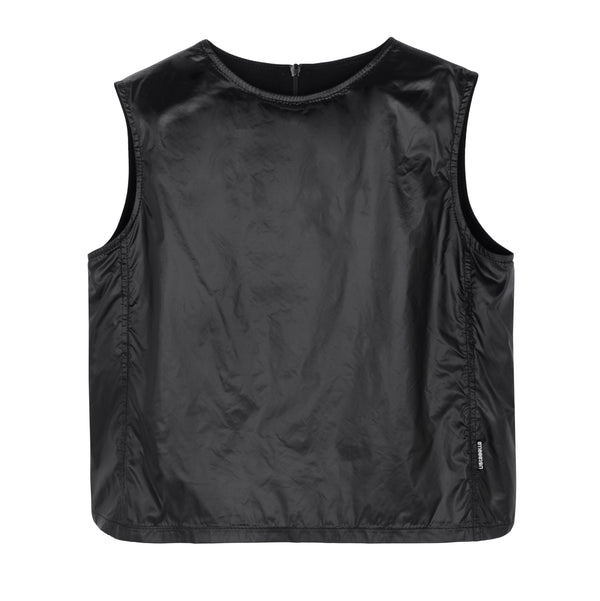 TANK TOP NYLON BLACK