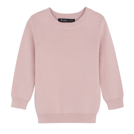 KNITTED MILANO TOP PEACH