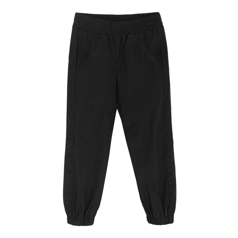 NYLON PANTS BLACK