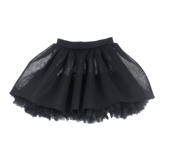 RONEY MESH SKIRT