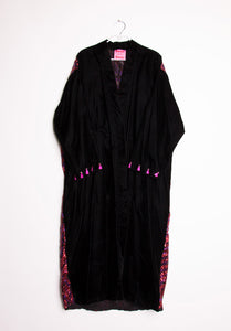 DREAM TASSLE VELVET BESPOKE ROBE